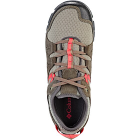 Columbia Isoterra Outdry Shoes Women kettle/red coral